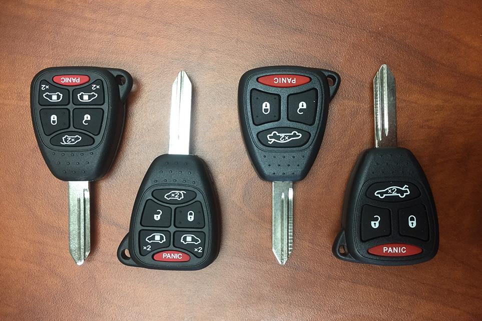 auto car keys